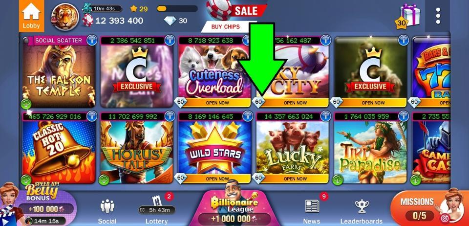 Game Hunters Club Billionaire Casino