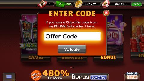 Slot carnival redeem code