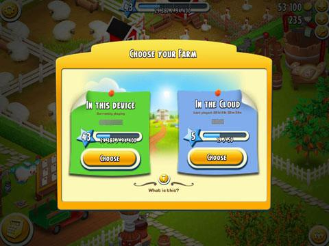 how to delete hay day cloud account