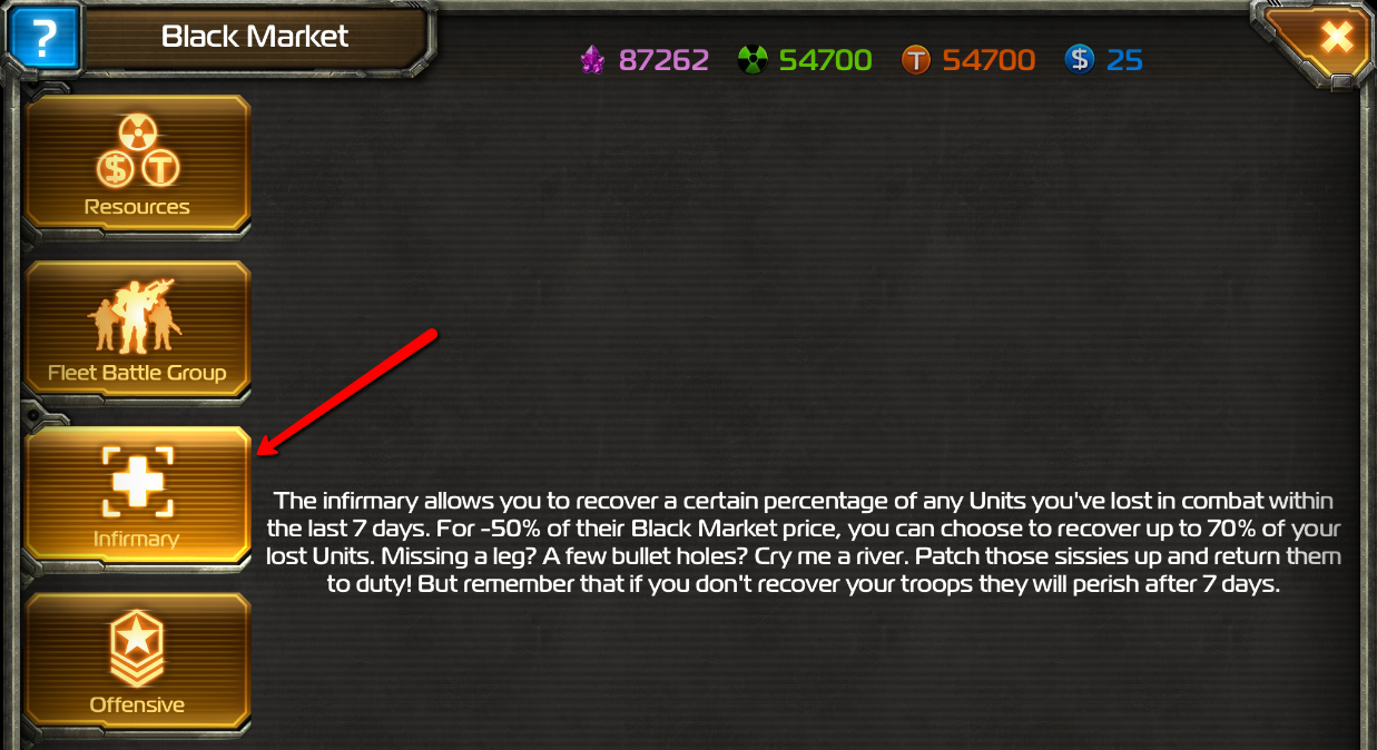 how to move the progress cloud in urban empire