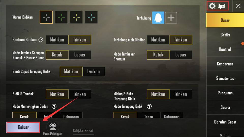 Tencent Games Dukungan