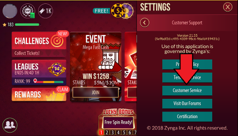 Zynga poker support casino news vegas