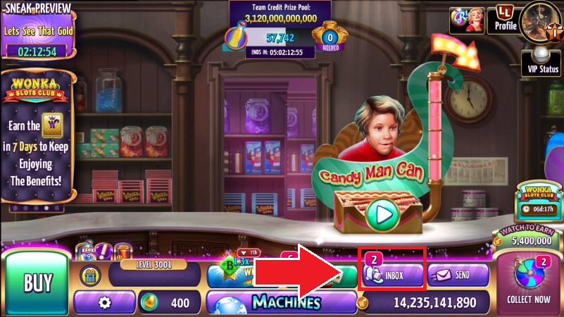 valley of the muses Casino