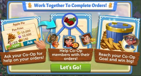 """FV2 CE: """"Introducing the Co-Op Help and Order Goals!"""""""
