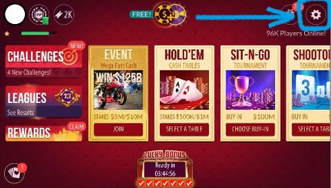 How do you add friends on zynga poker 2019 game